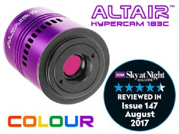 Altair Hypercam 183C V2 USB3.0 Colour Deepsky Imaging / EAA Camera